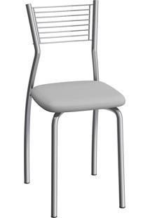 Cadeira De Aço Carbono Compoarte Barcelona C123