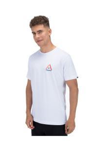 Camiseta O'Neill Keen - Masculina - Branco