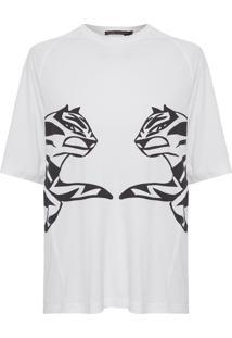 Blusa Feminina Tiger - Off White