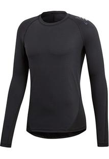Camiseta Adidas Dna Sport Manga Longa Masculina - Masculino