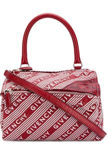 Givenchy Bolsa Tote Pandora Pequena - Vermelho