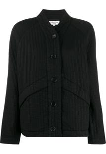 Ymc Stitch Detail Jacket - Preto