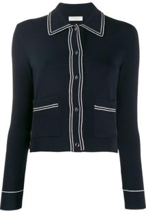 Sandro Paris Cardigan Sailor - Azul