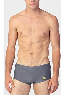 c41abc091 Netshoes. Sunga Adidas Lateral Larga Ess - Masculino