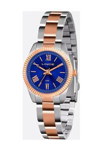 Relógio Feminino Lince Lrt4492L D3Sr