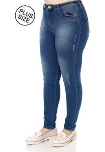 759ba453e Plus Size Jeans Plus Size feminino | Shoelover