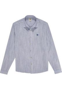 Camisa Timberland Linen Fesh - Masculino