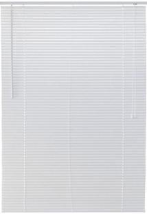 Persiana Horizontal Pvc Top Flex 1,40X1,60M 25Mm Branca
