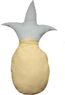 Enfeite Decorativo 1 Peça Abacaxi-Batistela Baby - Amarelo
