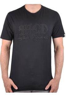 Camiseta Mcd Lettering Masculino - Masculino