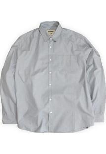 Camisa Linoleum Praga Azul