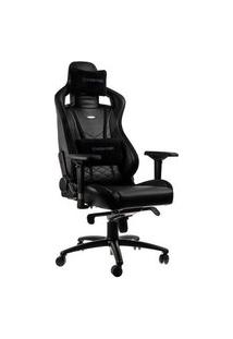 Cadeira Gamer Noblechairs Epic, Black Blue - Nbl-Pu-Blu-002