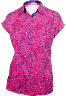 Camisa Pimenta Rosada Lis - Feminino