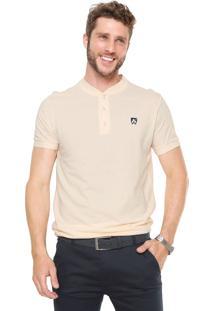 Camisa Polo Mr Kitsch Logo Laranja