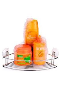 Porta Shampoo Cantoneira Simples Arthi