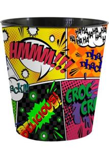 Balde Fun Comic Geek10 - Multicolorido