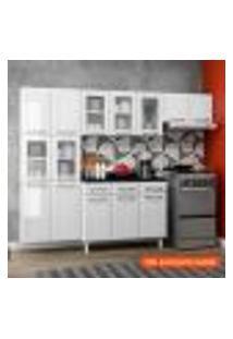 Cozinha Compacta Topázio Ii 11 Pt Branca