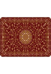 Tapete Love Decor Sala Wevans Rugs Persian Premium Vermelho Único