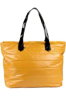 7bab17556c ... Bolsa Aphrodite By Elizabeth Tecido Amarelo