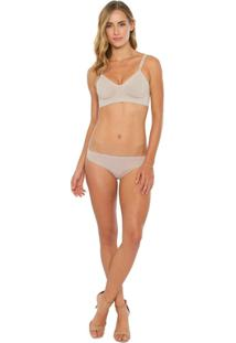 Sutiã Estético Para Protese Externa - Feminino-Nude