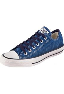 Tenis Converse All Star Chuck Taylor - Feminino-Azul