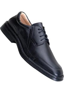 Sapato Masculino 904 Numeração Especial Comfort Doctor Shoes - Masculino