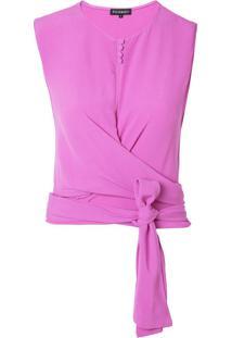 Regata Le Lis Blanc Martha 3 Rosa Feminina (Super Pink, 46)