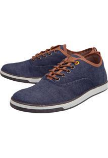 Sapatênis West Coast Jeans Azul
