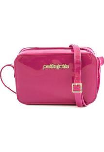 Bolsa Feminina Crossbody Pop Petite Jolie - Feminino-Pink