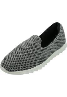 Tênis Confort Sand Shoes Cinza Claro