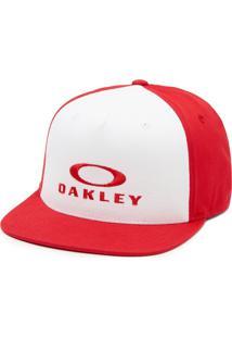 Boné Masc Mod Sliver 110 Flexfit Hat Oakley