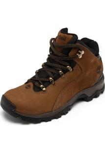 Bota Couro Timberland Trail Dust 3 Bege