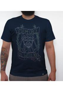 May Darth - Camiseta Clássica Masculina