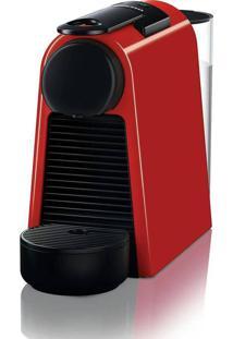 Cafeteira Nespresso Essenza Mini D30 Reservatório De Água 0.6L, Vermelho 110V