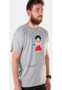 Camiseta Bandup! Turma Da Mônica 50 Anos Anos 80 Masculina - Masculino