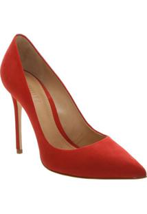 Scarpin Acamurã§Ado- Vermelho- Salto: 11Cmschutz