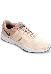 Tênis Nike City Trainer 2 Feminino - Feminino-Bege+Verde 0767481eee474