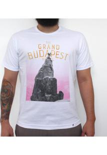The Grand Budapest Hotel - Camiseta Clássica Masculina