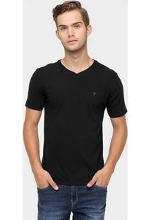 Camiseta Vr Gola V Básica - Masculino