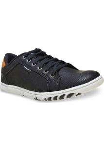 Sapatenis Masc Cavalera Shoes 13.01.1537 Aldo Preto
