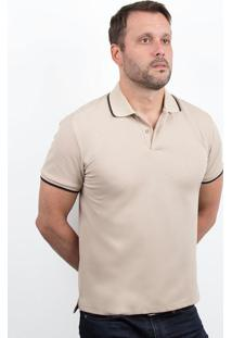 Camisa Polo 4You Bege
