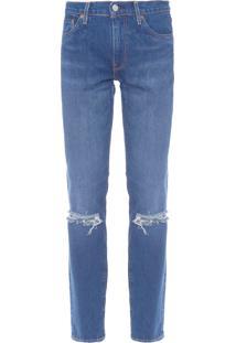 Calça Masculina Jeans 511 Slim - Azul