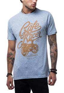 Camiseta Ukkan Café Racer Mescla Medio