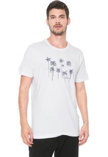 Camiseta Forum Coqueiros Branca