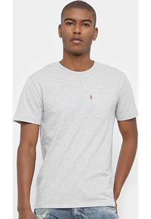 Camiseta Levi'S Bolso Básica - Masculino