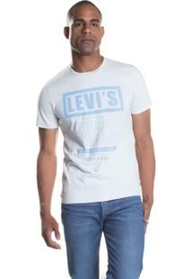 Camiseta Manga Curta Masculina Levis - Masculino