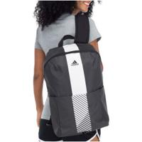 a4762ed2da Mochila Adidas Young Athletes Girls - Preto Branco