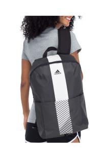 Mochila Adidas Young Athletes Girls - Preto/Branco