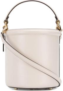 Coach Drawstring Bucket Bag - Neutro