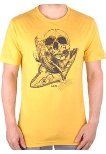 Camiseta Mcd Skull Whale Masculino - Masculino